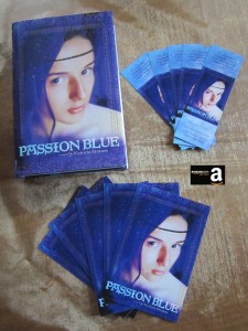 PASSION BLUE Prize Pack